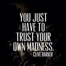 trust who you are